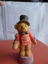 VINTAGE PRISCILLA Hillman Cherished Teddies BRUNO IL CIRCO artista Teddy Bear