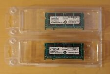 4GB KIT Crucial DDR2 800MHZ PC2-6400 (2X2GB) SODIMM FOR LAPTOP  CT25664AC800