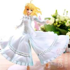 NEW Fate Stay Night Last Episode Saber Lily 1/8 PVC Figure Anime Toy 21cm AU