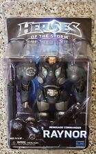 """NECA HEROES OF THE STORM, """"RAYNOR"""" (RENEGADE COMMANDER) ACTION FIGURE (NEW)"""