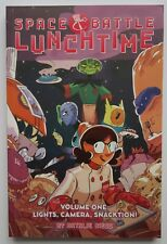 Space Battle Lunchtime Vol. 1 Oni Press Graphic Novel Comic Book