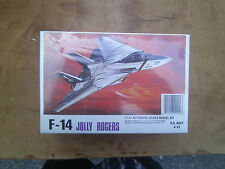 1/144 scale  LEE Models F-14 US Navy Tomcat  Jolly Rogers Jet Fighter Kit