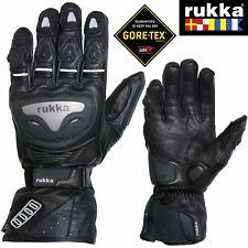 RUKKA Gore-Tex Motorradhandschuhe ARGOSAURUS Gore-Grip X-Trafit Leder 11 / XL