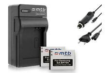 2x Baterìas EA-BP70A + Cargador para Samsung PL20, PL21, PL80, PL81, PL90, PL91