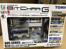 Tomy Tomica Bit Char-G BUS 05 Micro RC car. Super Rare.