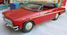 Vintage Tin Toy Chevrolet Impala Sedan, 2 Tones Paint, Friction, Nmib, Must See