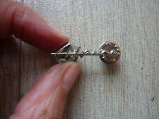 Sunbeam Alpine script tie pin badge