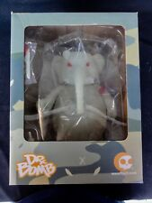 DRx BOMB COLLECTION  -  KOZIK -  WHITE ELEPHANT WITH BOMB IN MOUTH  -  IN BOX