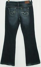 MAURICES Straight Leg Boot Cut Jeans Size 3/4 Reg