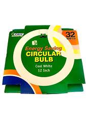 """Feit Electric 32 WATT 12"""" CIRCULAR FLUORESCENT BULB-Cool White-New"""