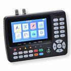 Summit SCT 845 Messgerät für DVB-S/S2  (SAT) DVB-T/T2 (Terr. H.265) und DVB-C