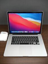 """Apple 2014 MacBook Pro 15"""" Retina / 2.5Ghz i7 / 16GB RAM / 500GB SSD + Warranty"""