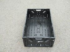 """Plastic Stacking Crates Lugs Bins Baskets Folding Collapsible #10, 9"""""""