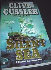 Oregon Files The Silent Sea 7 by Jack Du Brul and Clive Cussler 2011 Paperback