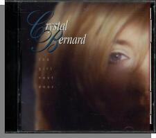 Crystal Bernard -- The Girl Next Door - New 1996 River North Country CD!!