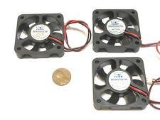 3 Pieces 5010 5V fan 50mm 5cm Extruder Cooling Heatsink Gdstime 3d printer C13