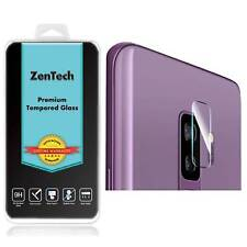 2X ZenTech Samsung Galaxy S9+ Plus Back Camera - Tempered Glass Screen Protector