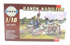 SMER Plastic Military Model Kit 1/18 Napoleonic cannon gun