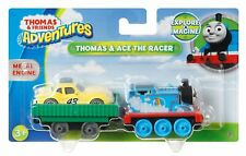 Thomas & Friends FJP55 Thomas and Ace the Racer Diecast Toy Train Set
