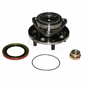 GMB Wheel Bearing and Hub Assembly 7300178