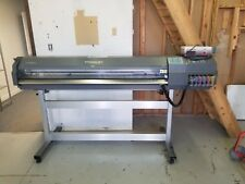 "Roland CJ-500 Eco Solvent Printer/Cutter - 50"" Wide Upgraded to SC-500"