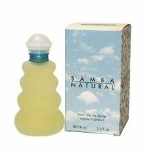 SAMBA NATURAL Perfumers Workshop 3.3 oz EDT Spray Women's Perfume 3.4 100ml NIB