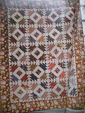 Beacon Hill Quilt Kit w/Hoffman & others