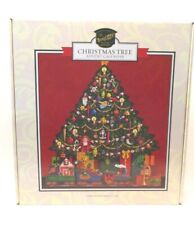 Byers Choice Buyers Christmas Tree Advent Calendar new box Wooden