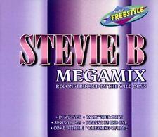 Stevie B. Megamix [Maxi-CD]