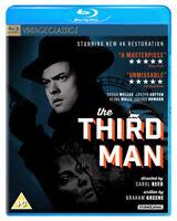 The Third Man Blu-Ray (2015) Orson Welles, Reed (DIR) cert PG 2 discs ***NEW***