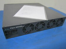 Cisco AS5400HPX Series Chassis AS5400HPX-DC W/ Test Sheet