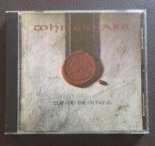 Slip of the Tongue by Whitesnake (CD, May-1997, Geffen Goldline)
