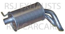 EXHAUST SILENCER FORD GALAXY (WGR) 1.9 TDI Diesel 1995-03-> 2006-05