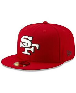 Official Logo Elements Collection San Francisco 49ers New Era 59FIFTY Fitted Hat