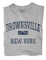 Brownsville New York NY T-Shirt Brooklyn EST