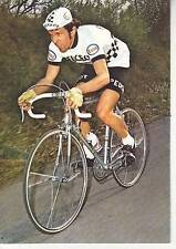 CYCLISME carte cycliste JURGEN TSCHAN équipe PEUGEOT ESSO MICHELIN 1976