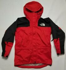 VTG 90S Fire Red North face mountain guide gore tex LOOK rare euc mint