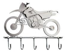Hinz&Kunst Original,Enduro- Schlüsselbrett,Hakenleiste,Schlüsselhalter,aus Stahl