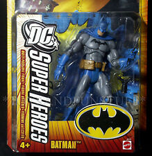 New BATMAN Multi-Poseable Figure - DC Super Heroes DETECTIVE COMICS Mattel 2005