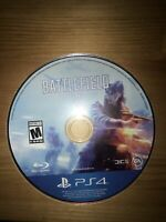 Battlefield V PlayStation 4 Game DISC ONLY! [NO BOX]