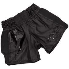 Venum Gigante ligero Muay Thai Shorts-Negro/Negro