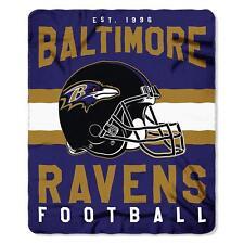 6ef5779d Baltimore Ravens Northwest NFL Blankets | eBay