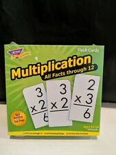 Trend Learning Card - Theme/subject: Learning - Skill Learning: Multiplication -