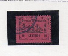 Venezuela Estado de Guayana Valor del año 1903 (DA-284)