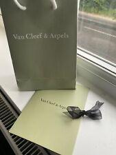 van cleef arpels     Gift Bag & Reciept Envelope