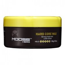 Moosehead Hard Core Wax 100g - Strong Holding Wax Hardcore