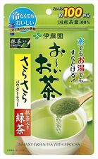 ITOEN Oi Ocha Green Tea Powder 80 g 100 cups Matcha Blended JAPAN F/S