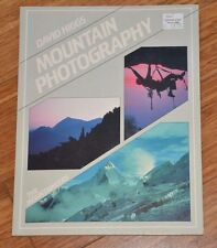 Mountain Photography, David Higgs (1983, Book, Illustrated) 110 pages US shiping