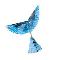 Rubber Band Powered Ornithopter DIY Plane Flapping Bird Toy Mechanical Wing