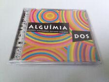 "GUIM GARCIA ALEXIS CUADRADO JOAN MONNE DAVID GOMEZ ""ALGUIMIA DOS"" CD 9 TRACKS"
